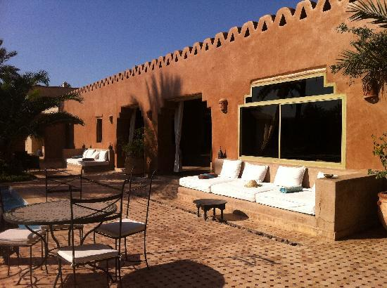 la villa de r ve picture of villa 55 marrakech. Black Bedroom Furniture Sets. Home Design Ideas