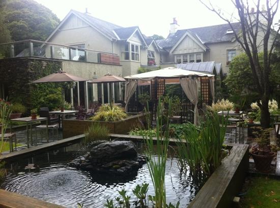 Gilpin Hotel & Lake House: The lodge exterior