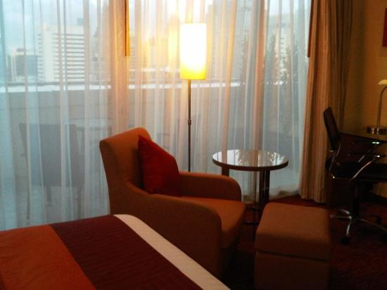 Courtyard by Marriott Hotel Bangkok: my coolest room