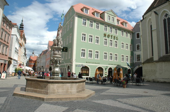 Hotel Schwibbogen Gorlitz