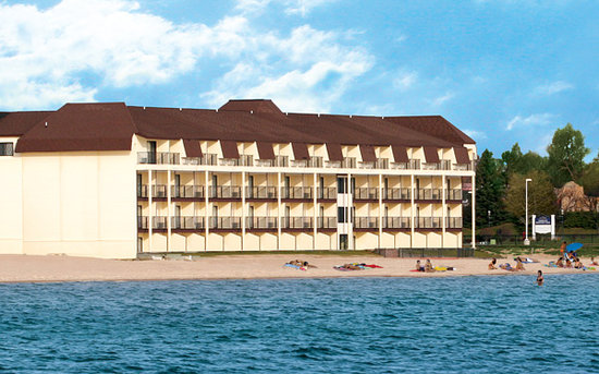 Photo of BEST WESTERN PLUS Dockside Waterfront Inn Mackinaw City