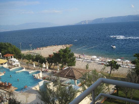 Novi Spa Hotel &amp; Resort: Sea view