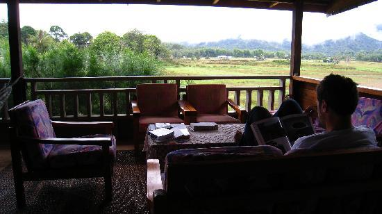 Bario bed and breakfasts