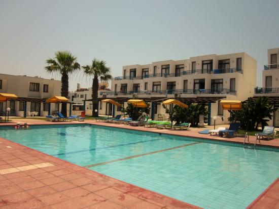 Diomylos Hotel Apts.