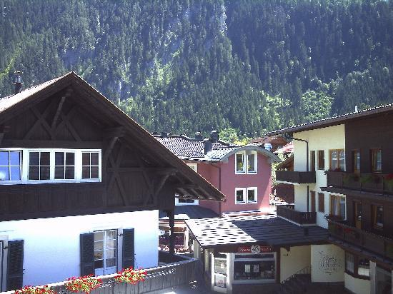 Chalet Tirol: View from our balcony.