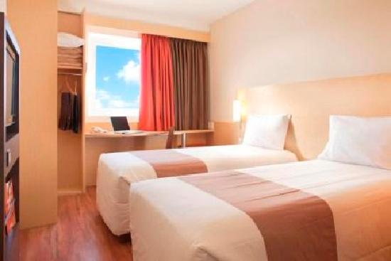 Hotel Ibis Hermosillo: Double room