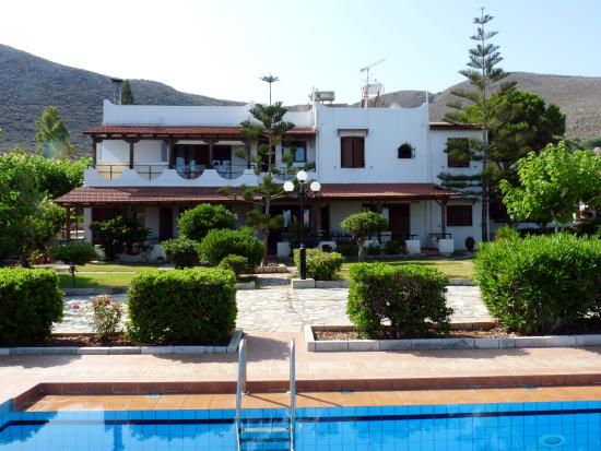 Villa Katerina Holiday Apartments