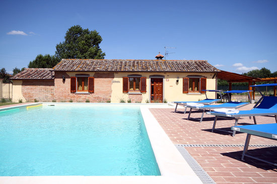 Il Villino di Cortona - Holiday house in Tuscany