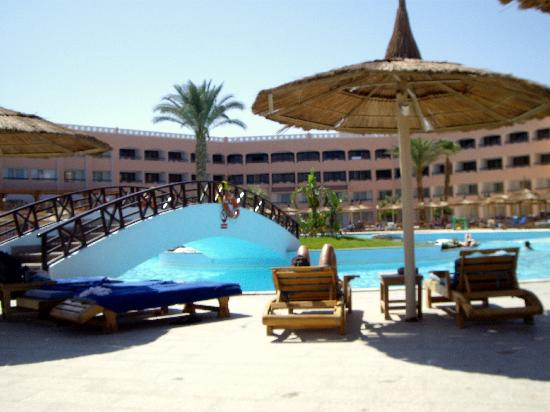Beach Albatros Hotel: hotel