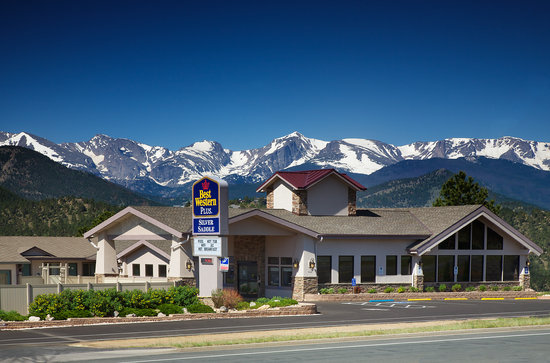 BEST WESTERN PLUS Silver Saddle: Front Entrance