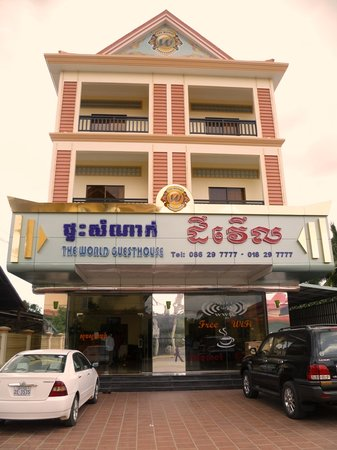 Photo of The World Guesthouse Battambang