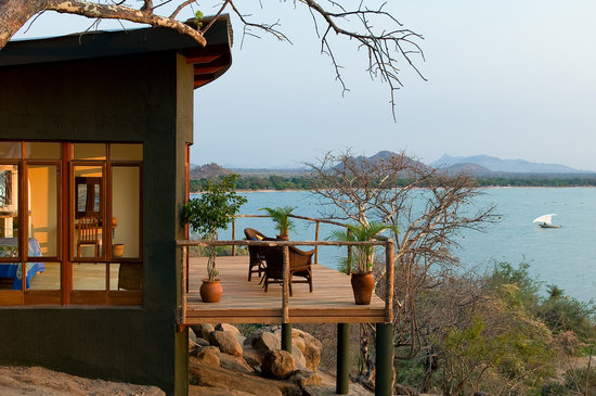 Pumulani: Villas all overlooking Lake Malawi