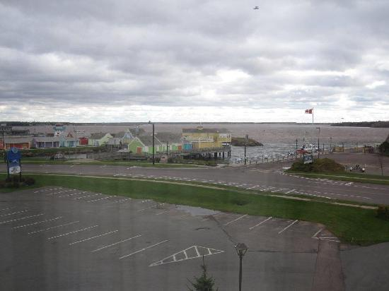 Loyalist Lakeview Resort Summerside: View from room