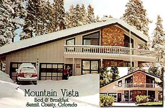 Mountain Vista Bed and Breakfast: Mountain Vista B&B and CONDO