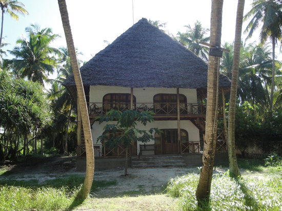 Panga Chumvi Beach Resort