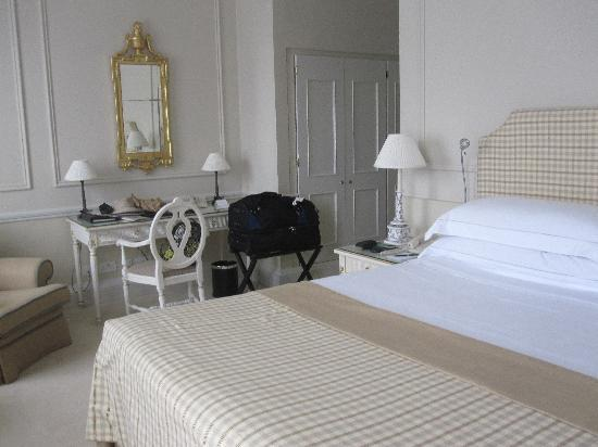 The Merrion Hotel: Our room