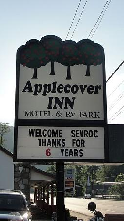 Applecover Inn Motel and RV Park: Another GREAT Rally