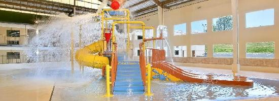 Kids Aqua Waterpark Area Picture Of Quality Inn