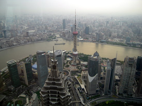 Shanghai World Financial Center - Shanghai - Recensioni su Shanghai World Financial Center - TripAdvisor