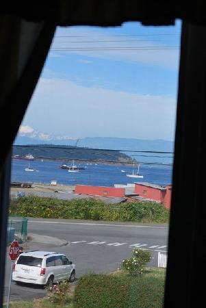 Anaco Inn: Window View