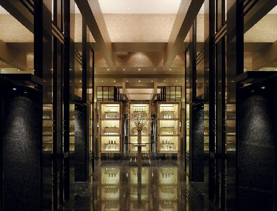 Grand Hyatt Seoul-The Spa Entrance