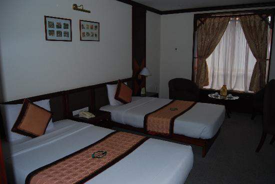 Golf 3 Hotel Dalat: Chambre