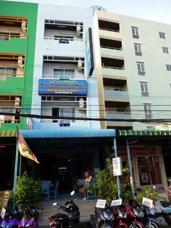 Blue Heaven Guesthouse Pattaya