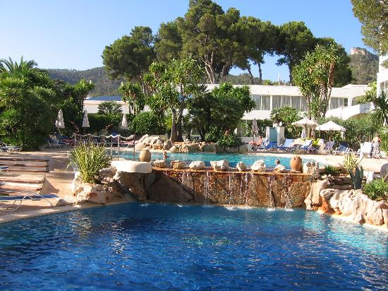 Costa De Los Pinos, Espagne : Outdoor Pool