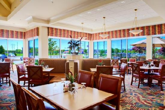 Hilton Garden Inn Springfield: Great American Grill Restaurant