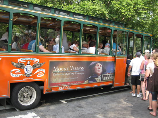 Washington Dc Old Town Trolley Tours Review