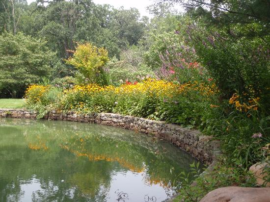 Flowers At One Of The Fishing Ponds