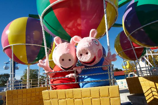 Romsey, UK: Peppa Pig World