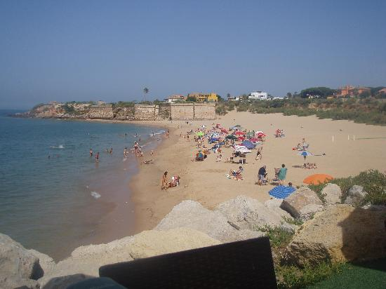 El Puerto de Santa Maria, Spanje: porta sherry beach