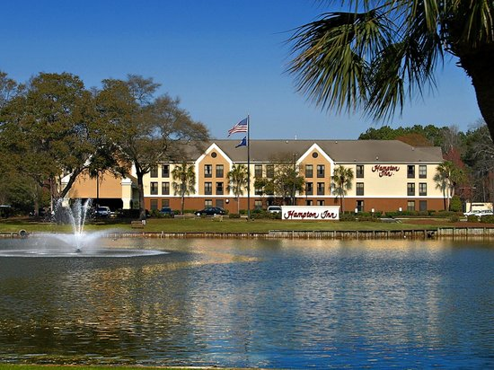 Pawleys Island, SC: Look how Beautiful our Hampton Inn really is...