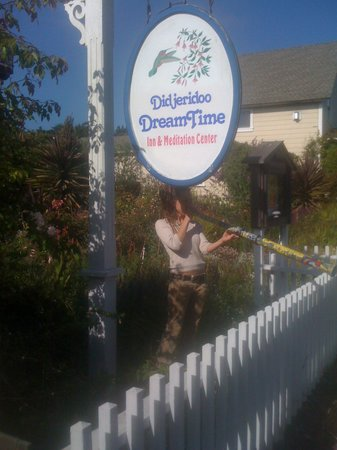 Photo of Didjeridoo Dreamtime Inn Mendocino