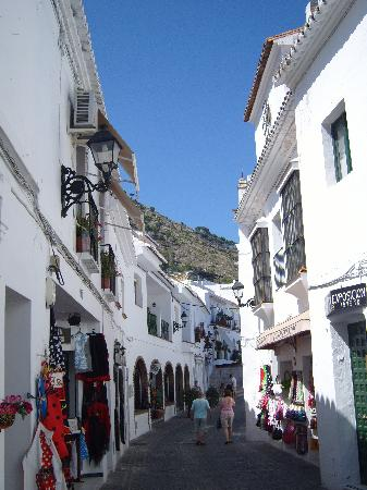 Mijas, Spanien: ..