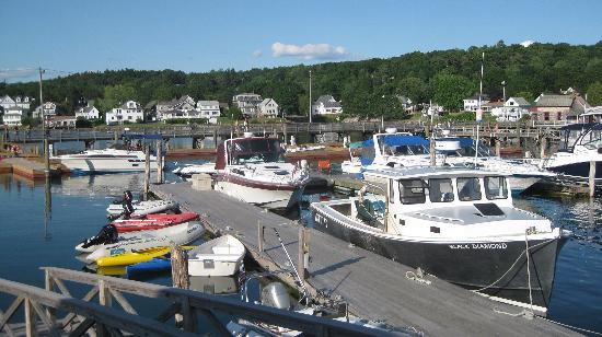 Linekin Bay Resort: Boothbay Harbor