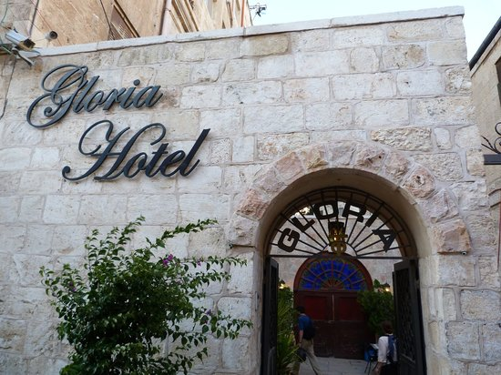 Gloria Hotel: Exterior