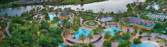 JW Marriott Orlando Grande Lakes: Jw Marriott Grand Lakes