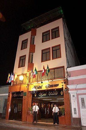 Photo of Hotel Recreo Trujillo