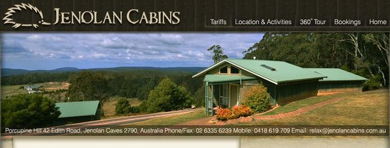Jenolan Cabins