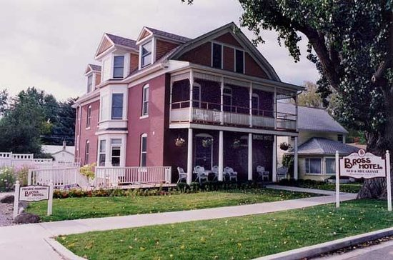 Bross Hotel Bed and Breakfast