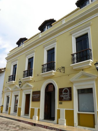 Hotel Ciudad Real Centro Historico