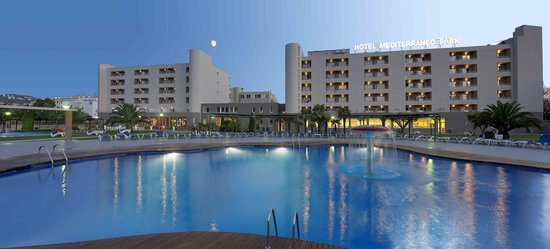 Hotel Mediterraneo Park and Hotel Mediterraneo