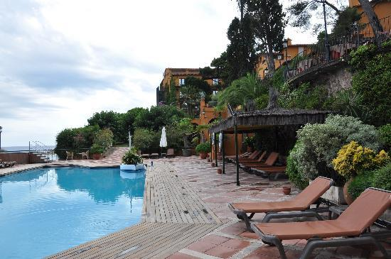 Rigat Park & Spa Hotel : pool