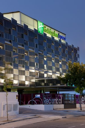 Holiday Inn Express Madrid Leganes : Holiday Inn Express Leganes