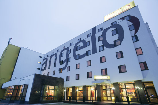 Angelo Airporthotel Bucharest