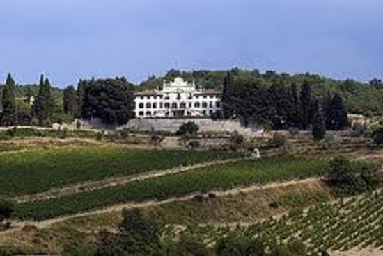 Villa Fattoria di Vistarenni