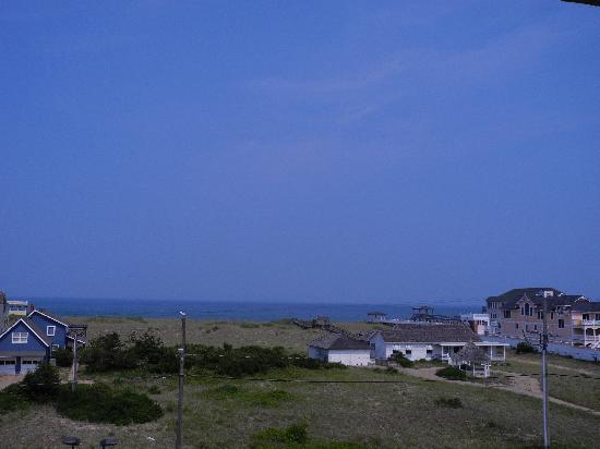 Kill Devil Hills, Carolina del Norte: View from 4th Floor Ocean View Room