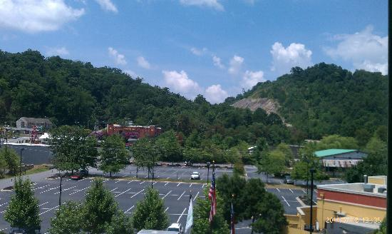 Holiday Inn Hotel & Suites Asheville Downtown: The view from my room